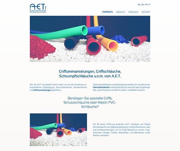 AET-Kunststoffe
